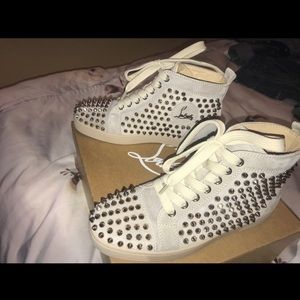 Authentic Christian Louboutins  us size 6.5